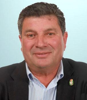 D. Antonio Luna González - Alcalde de Usagre