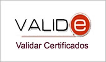 logo Validar Certificados